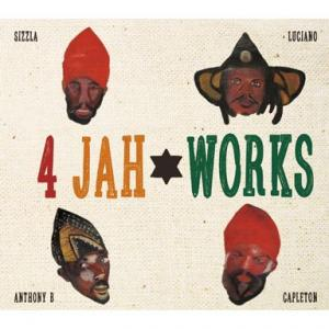 4 JAH WORKS Dub Plate Collection