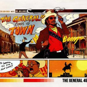 THE GENERAL COMES TO TOWN / THE SHOWDOWN