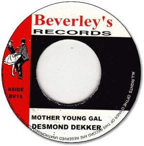 MOTHER YOUNG GAL / Version