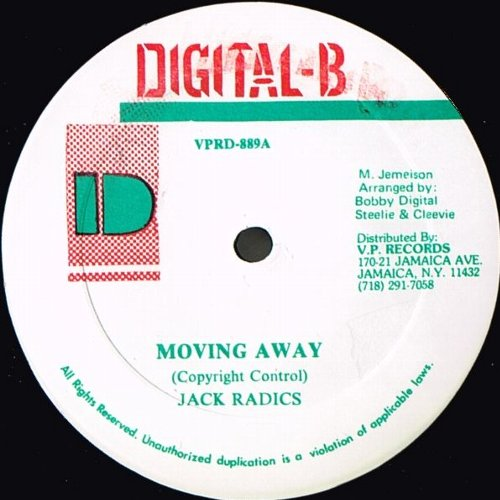 MOVING AWAY (EX) / TURN ME LOOSE (EX)