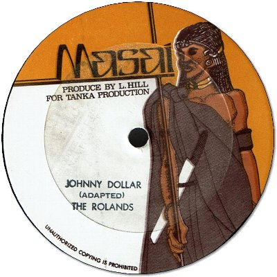 JOHNNY DOLLAR (VG+) / NOBODY CARES FOR ME (VG+/WOL)