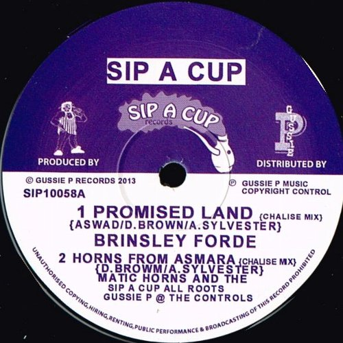 PROMISED LAND(Chalice Mix) / HORNS FROM ASMARA(Chalice Mix)