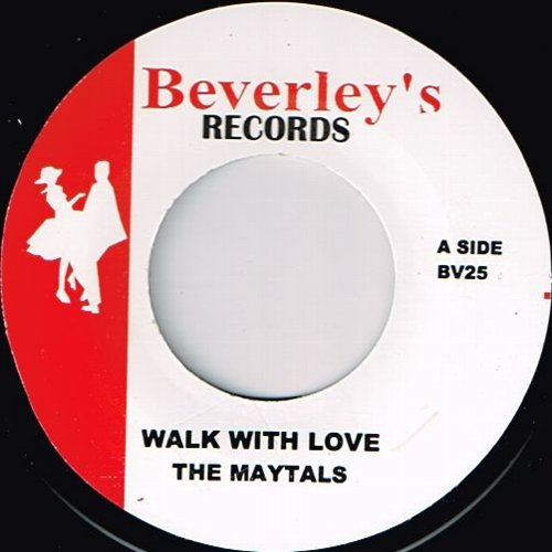 WALK WITH LOVE / VERSION