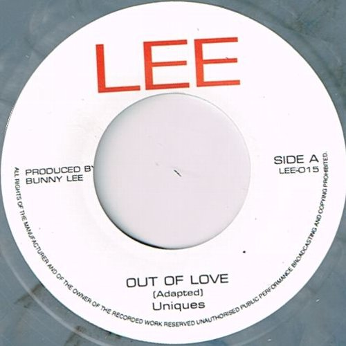 OUT OF LOVE / AIN'T TOO PROUD TO BEG