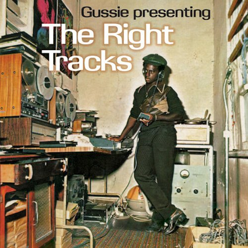 GUSSIE presenting THE RIGHT TRACKS (2CD)