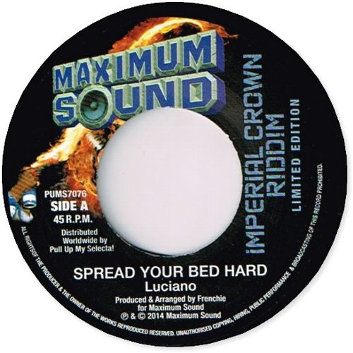 SPREAD YOUR BED HARD / DUB 1