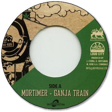 GANJA TRAIN / THIS FEELING