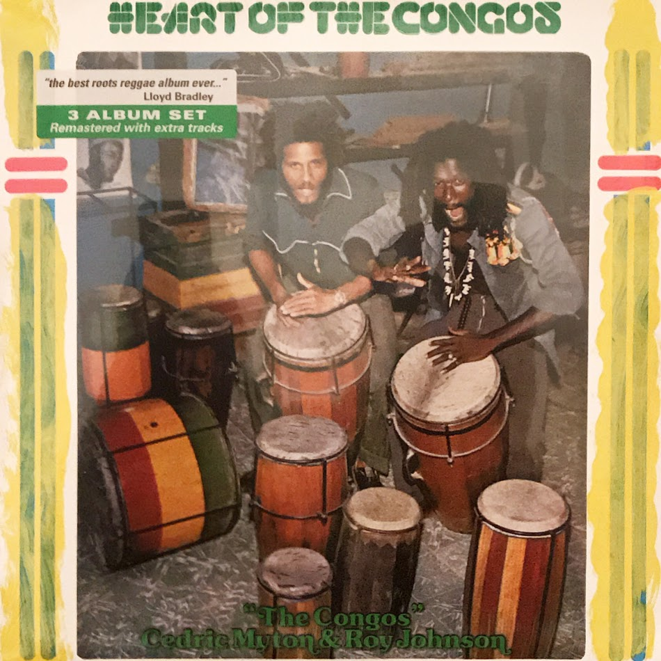HEART OF THE CONGOS(Remastered)(3LP)