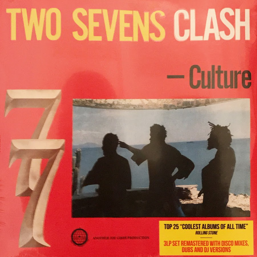 TWO SEVENS CLASH(Remastered)(3LP)