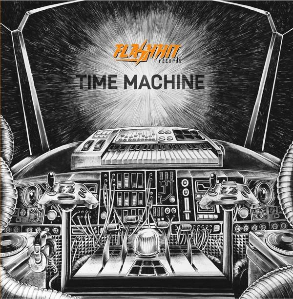 TIME MACHINE E.P.
