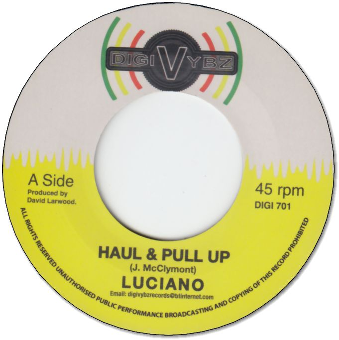 HAUL & PULL UP / CONSCIENCE DUB