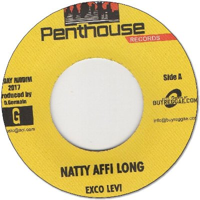 NATTY AFFI LONG / PERILOUS TIME