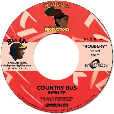 COUNTRY BUS / LOVE DETECTIVE