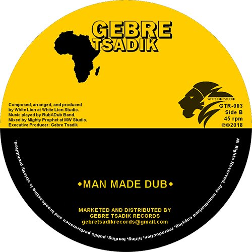 MAN MADE PROBLEM / MAN MADE DUB