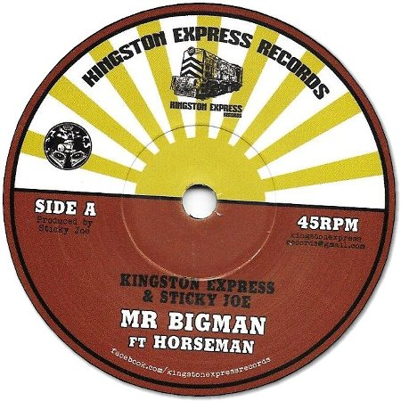 MR BIGMAN / DUB VERSION