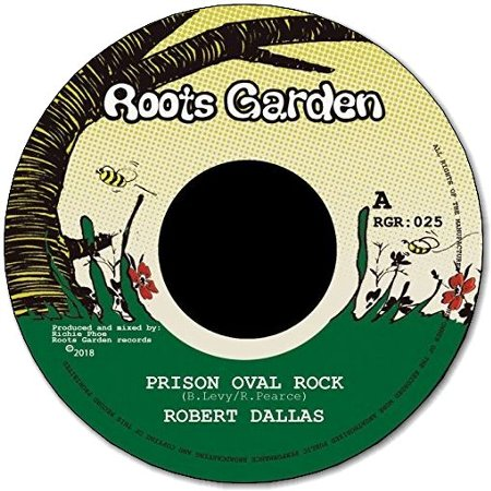 PRISON OVAL ROCK / CELL BLOCK DUB