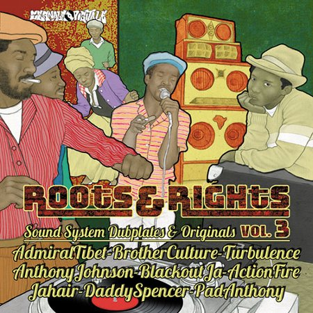 ROOTS & RIGHTS Vol.3