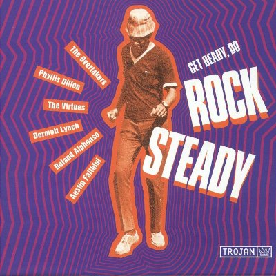 "GET READY, DO ROCK STEADY(10x7"" Box Set)"
