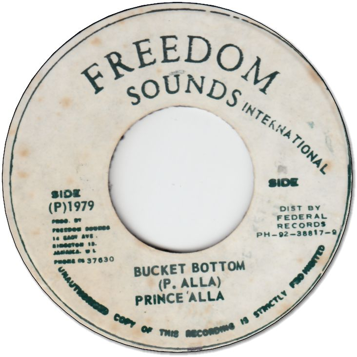 BUCKET BOTTOM (VG+) / VERSION (VG+)