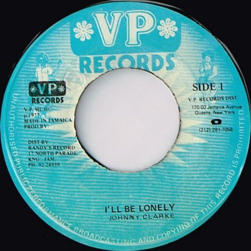 I'LL BE LONELY (VG+)