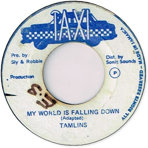 MY WORLD IS FALLING DOWN (G+/WOL)