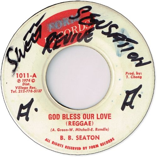 GOD BLESS OUR LOVE (Reggae) (VG/WOL) / GOD BLESS OUR LOVE (Part.2) (VG-)