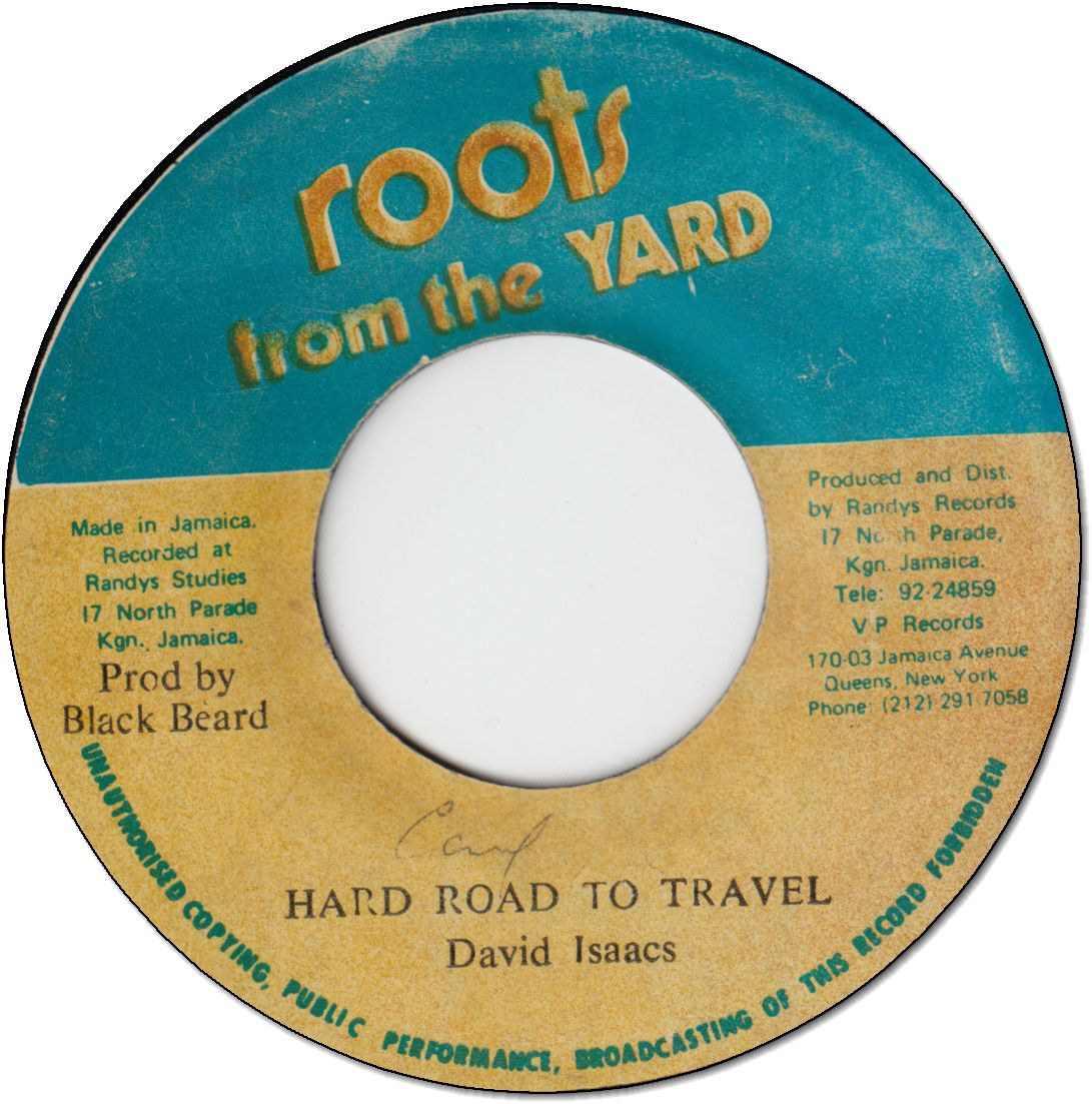HARD ROAD TO TRAVEL (VG to VG-) / DUB (VG)
