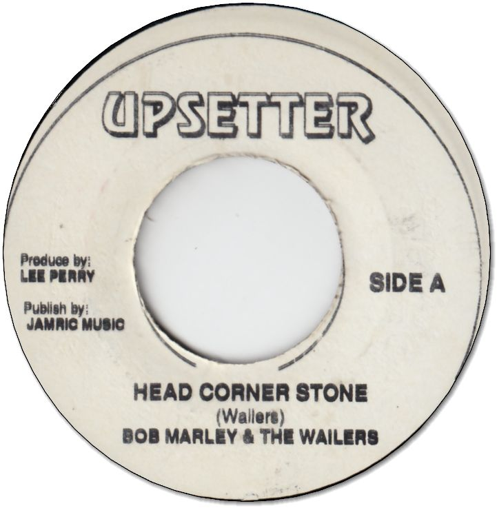 HEAD CORNER STONE (VG) / ALL IN ONE (VG)