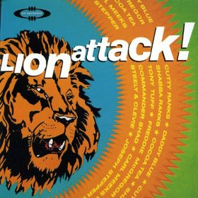 LION ATTACK!