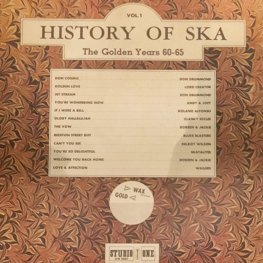 HISTORY OF SKA Vol.1: The Golden Years 60-65